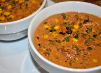 Wildtree Chicken Enchilada Soup