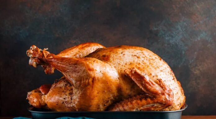 Deep Fried Thanksgiving Turkey Recipe