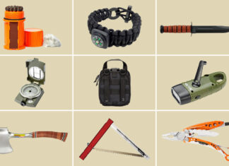 Top 10 Essential Survival Kit Items