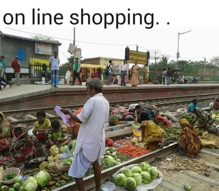 Online Shopping vs On Line Shopping!