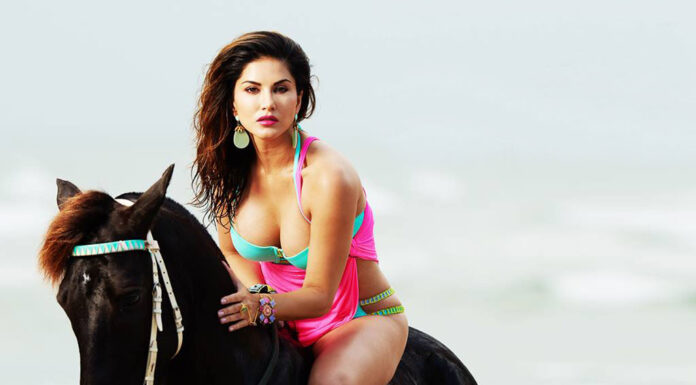 Star of the Week Sunny Leone India's most searched people online