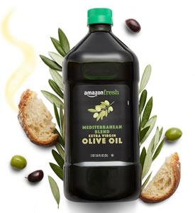 AmazonFresh Mediterranean Extra Virgin Olive Oil