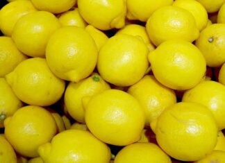 Boil Lemons At Night And Drink the Water In The Morning