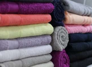 How To Refresh Your Bath Towels