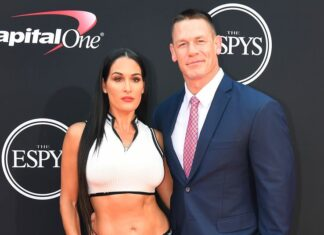 Nikki Bella and John Cena-nondon blog