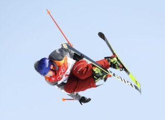 Nick Goepper is flying! nondon blog
