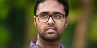 Mohammad Panir Hossain, Photographer of the Rauters, winner of the Pulitzer Prize. Photo: BBC Bangla