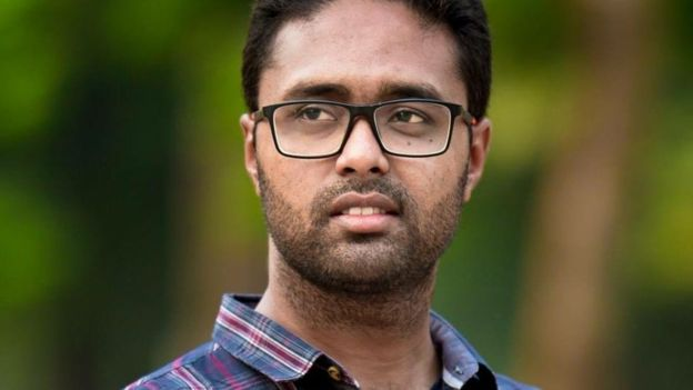 Mohammad Panir Hossain, Photographer of the Rauters, winner of the Pulitzer Prize. Photo: BBC Bangla