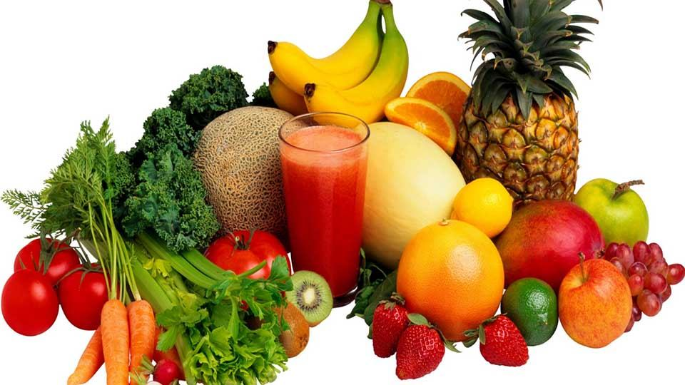 Some fruits and veggies contain toxins.