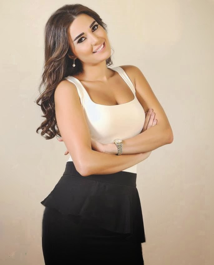 #Cyrine is basically famous for her first album #LeilaMinLayali, was released in 2004. She is a famous #Lebanese #actress, #model and #singer.