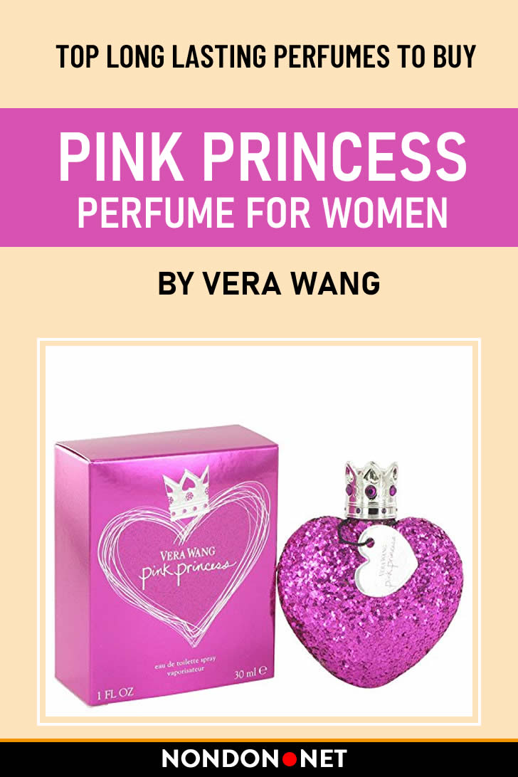 Vera Wang Pink Princess Perfume by Vera Wang Top 10 Long Lasting Perfumes to Buy #VeraWang #PinkPrincess #Perfume #Top10Perfumes #LongLastingPerfumes #LongLasting #TopPerfumes
