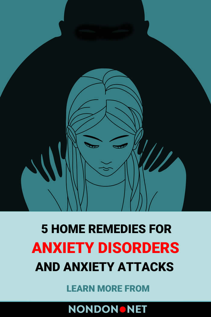 5 Home Remedies for Anxiety Disorders and Anxiety Attacks #AnxietyDisorders #Anxiety #Disorders #AnxietyAttacks #MedicateforAnxiety #Medication #HomeRemedies #Chamomile #EssentialOil #NeroliOil #Lavender