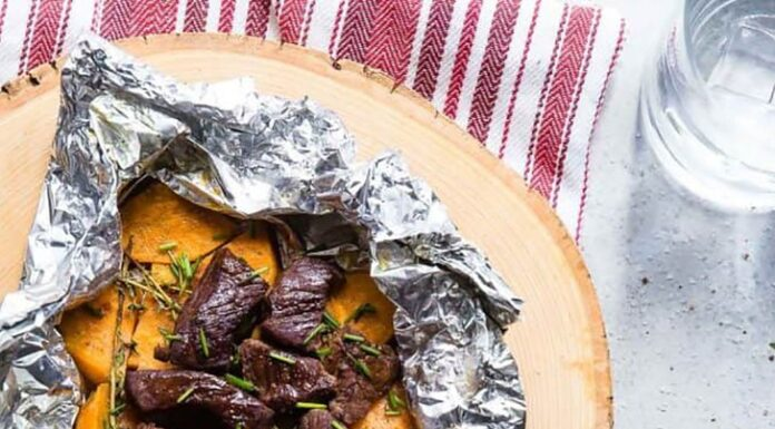 15 Delicious and Easy Foil Pack Dinners- Perfect for the Grill, Oven, or Campfire