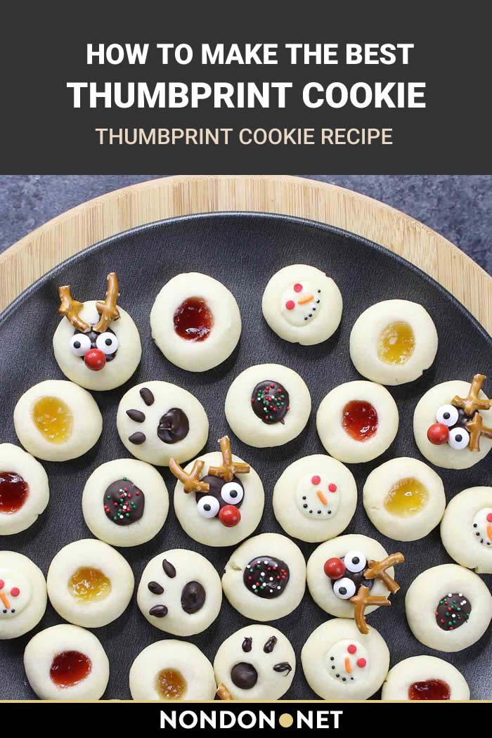#ClassicCookie #CookiesRecipe #CookieRecipe #Thumbprint How to Make the Best Classic Thumbprint Cookies #ThumbprintCookies #ThumbprintCookie #ClassicThumbprintCookies #ClassicThumbprintCookie #ClassicCookies #ClassicThumbprint #ChristmasTreat #Christmas #ChristmasParty #chocolate #holidaybaking #Gingerbread #GingerbreadCookies #JammieDodgers #butter #vanillaExtract #pastryFlour #WhiteChocolate #sprinkles #eyeballs # cherryjam #strawberry #raspberryjam
