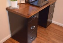 DIY Conversions- 5 Things to Do with Filing Cabinets