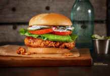 Crispy Buffalo Chicken Sandwich Recipe
