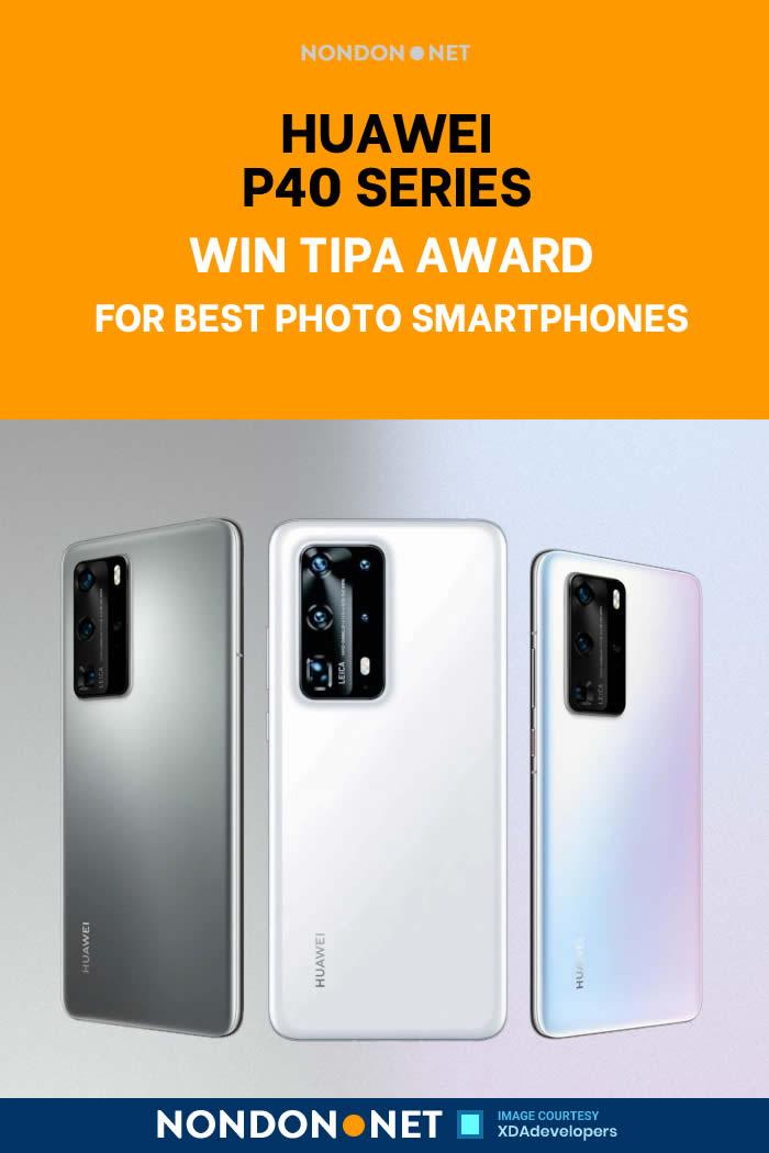 Huawei P40 win TIPA award for Best photo smartphones #Huawei #TIPA #photosmartphones #photo #smartphones #HuaweiP40 #P40