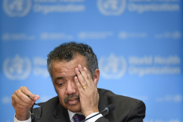Trump wrote a letter to WHO chief Tedros Adhanom Ghebreyesus threatening to pull the US out on the UN body