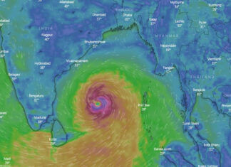 Bangladesh and India brace for the strongest storm