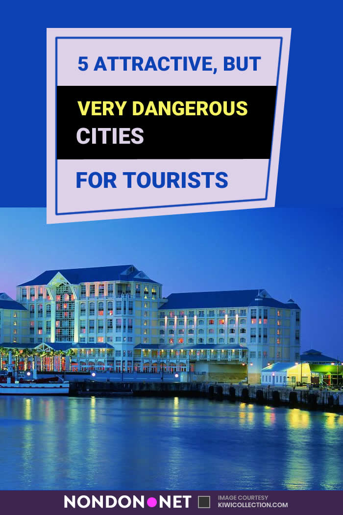 5 Attractive, But very Dangerous Cities for Tourists. #Cairo #Egypt #RiodeJaneiro #Brazil #Sanaa #Yemen #CapeTown #SouthAfrica #Kabul #Afghanistan