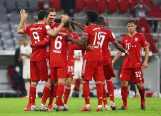 Bayern Munich Win Eighth Consecutive Bundesliga Title
