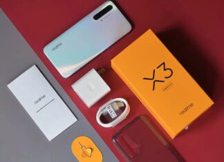 REALME X3 PRO SPECIFICATIONS LEAKED