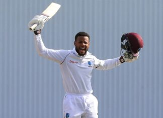 West Indies' Shai Hope Aiming To Turn Around His Test Career In England