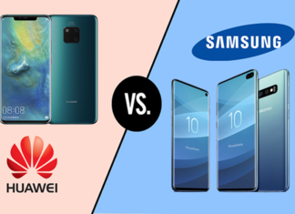 Huawei overtakes Samsung, Apple in smartphone market