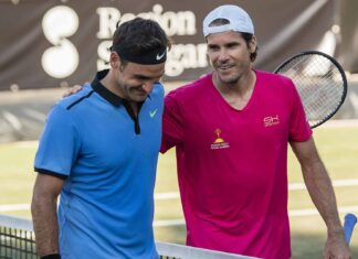 Tommy Haas Against Federer - A final win to Remember