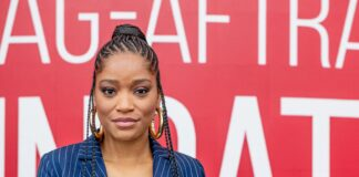 KEKE PALMER SAYS PRESIDENT TRUMP IS 'INCITING A RACE WAR'