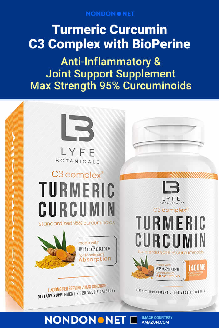 Turmeric Curcumin C3 Complex with BioPerine - Anti-Inflammatory & Joint Support Supplement - Max Strength 95% Curcuminoids. Turmeric for Headaches: How Curcumin can help relief headaches and migraines. #Turmeric #CurcuminC3Complex #CurcuminC3 #CurcuminComplex #C3Complex #BioPerine #JointSupportSupplement #JointSupport #Supplement #JointPain #TurmericforHeadaches #Headaches #migraines #migraine #Headache