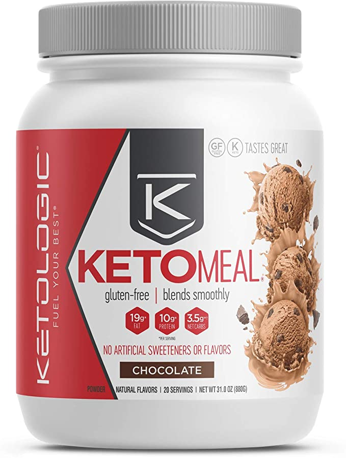 Up to 50% off Keto diet supplements from KetoLogic
