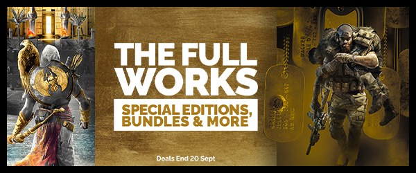 Green Man Gaming Discounts- The Full Works Event